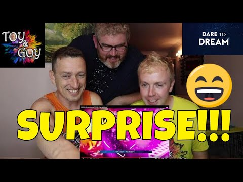 Reacting to Lego Eurovision 2019 Semi Final 1