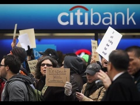 Citibank Fined 3/4 of a Billion Dollars. Anybody Care?