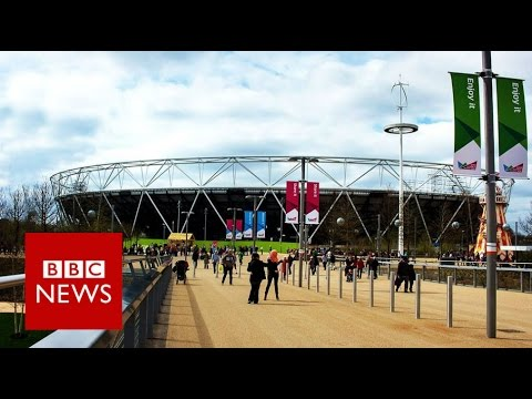 The Olympic Stadium: How The Hammers Struck Gold - BBC News