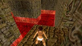 Tomb Raider: Magic Artefact (Niveles de autor). Nivel 9: Abandoned Rooms (1/1)