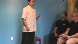 河北派不同练法--Different Practice of Heibei style Xingyiquan