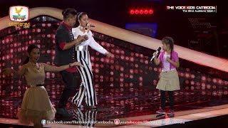 រ៉ាស៊ី លីម៉ូរីយ៉ា - Blank Space (Blind Auditions Week 1   The Voice Kids Cambodia 2017)