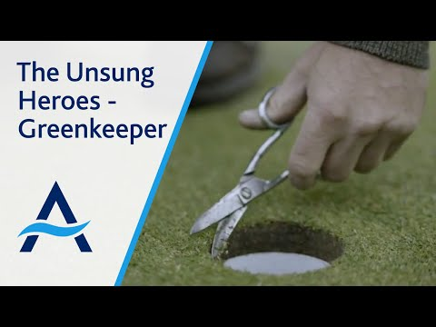 The Unsung Heroes of Championship Golf - The Greenkeeper