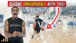 How to: Become UNGUARDABLE in Basketball! (Mastering The 'Go-To Move' and 'Counter Move')