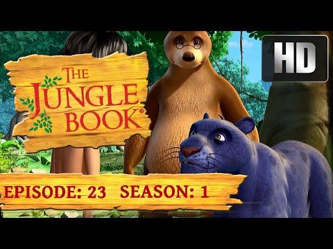 The Jungle Book Cartoon Show Full HD - Season 1 Episode 23 -...