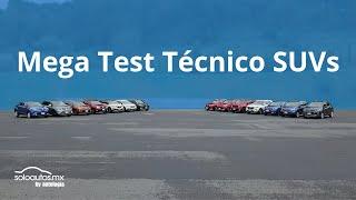 SUVs Subcompactas - MegaTestTécnico - Las reinas en ventas