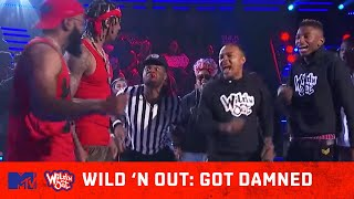 Nick Cannon & Chico Bean Take Down Bow Wow & Funny Mike 😂 | Wild 'N Out | #GotDamned