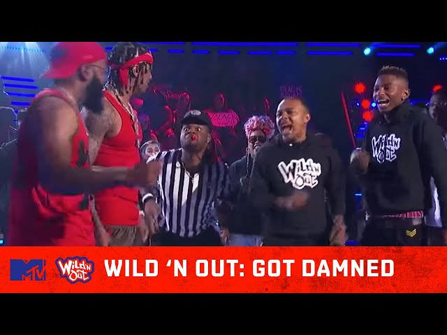 Nick Cannon & Chico Bean Take Down Bow Wow & Funny Mike 😂   Wild 'N Out   #GotDamned thumbnail