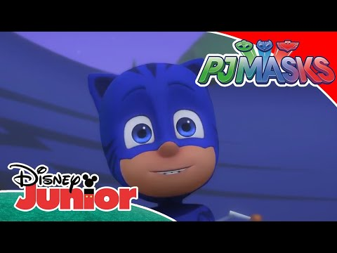 PJ Masks | Catboy Squared | Disney Junior UK