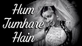 Hum Tumhare Hai | Chalti Ka Naam Gaadi Songs | Kishore Kumar | Madhubala | Dance | Filmigaane