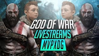 LIVESTREAM | GOD OF WAR 4 | PS4 PRO GAMEPLAY VALKYRIE SCRAPS! PART. 2 | 6.24.18