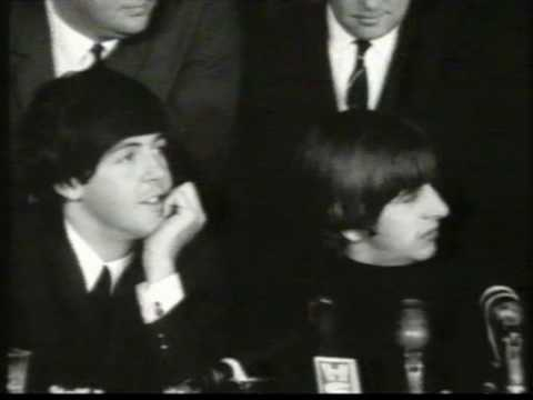 The Beatles In Australia - Interview :)
