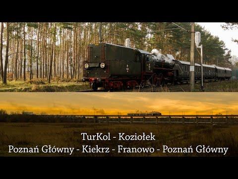 [TurKol] Powrót Ol49-59 Z Koziołkiem - Podróż Wokół Poznania