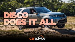 2018 Land Rover Discovery detailed review: On-road, off-road, and towing too!