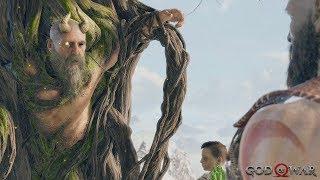 God of War 4 Gameplay WALKTHROUGH Part 11 - Meeting Mirmir (PS4 Pro)