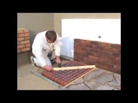 Jak položit dlažbu venkovní
