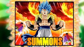 THIS HAS TO BE IT! GOGETA BLUE WILL BE MINE! SUMMONS ON MY JP ACCOUNT! | DRAGON BALL Z DOKKAN BATTLE