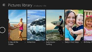 Windows 8 Consumer Preview showcase