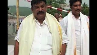 BJP MLA Vishnu Kumar Raju Fires On AP CM Chandra Babu