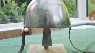 Making a Medieval Norman Helmet - Part 2