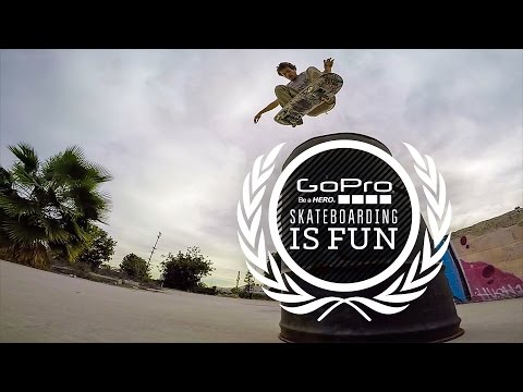 SkateboardingIsFun Contest powered by The Berrics