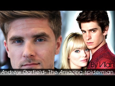 Andrew Garfield Hairstyle (The Amazing Spider-Man) with Emil