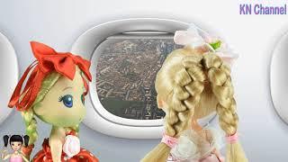 Thơ Nguyễn - Búp bê ngồi trên máy bay nhìn xuống dưới đất