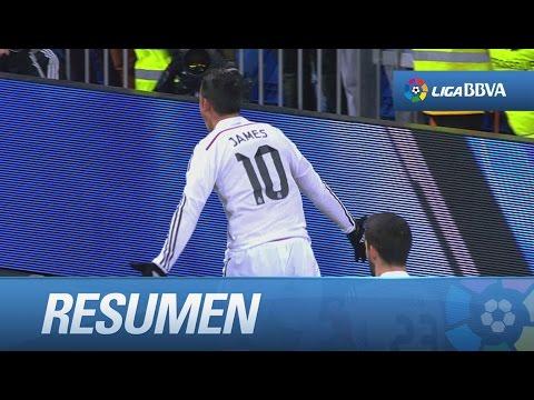Resumen de Real Madrid (2-1) Sevilla FC