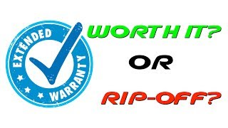 Are extended warranties a rip-off or worth it?