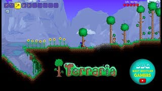 Terraria:  Best Brother Gamers explore the world of Terraria
