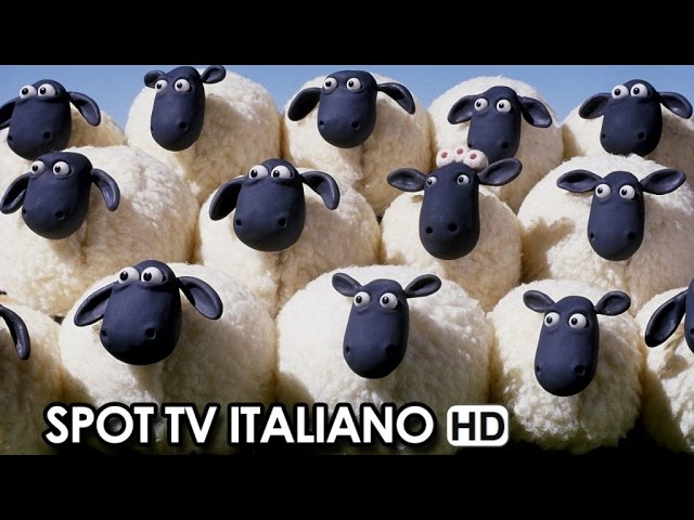 Shaun, Vita da Pecora Spot Tv Italiano 'Cool' (2015) HD