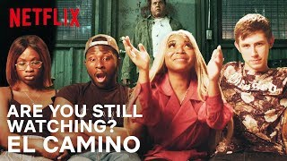 Fans React To El Camino: A Breaking Bad Movie (spoilers)