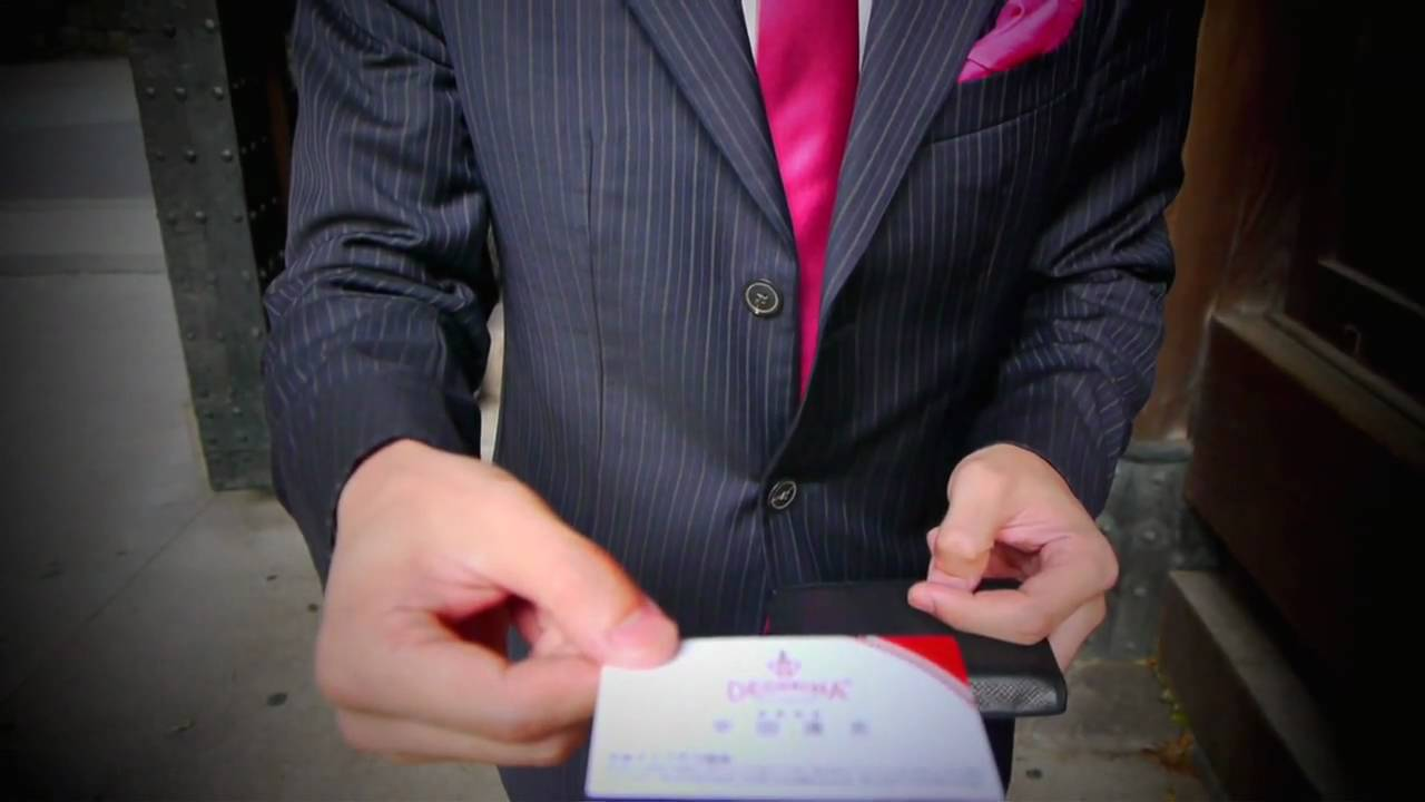 The 7 Golden Rules of Japanese Business Cards Meishi ...