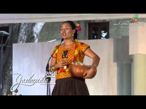 Guelaguetza 2014: Certamen Diosa Centéotl (1ra Etapa)
