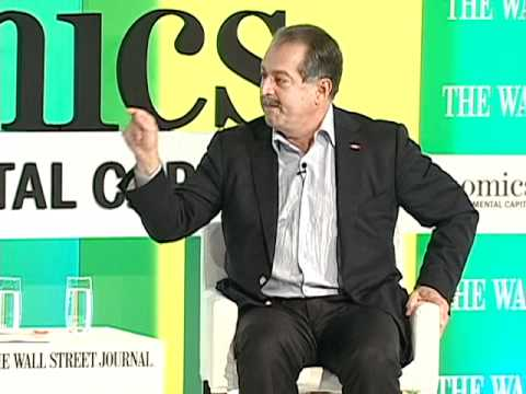 Dow Chemical CEO Andrew Liveris on