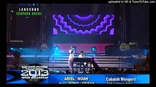 download lagu Single Terbaru Ariel Noah Feat Momo Geisha - Cobalah gratis
