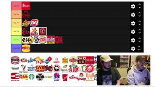 Hayden & Tim's Epic Top Tier Fast Food List (Wow Cool)