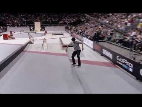Sean Malto BS Overcrook Nollie Flip Out -- Newark, NJ 2013