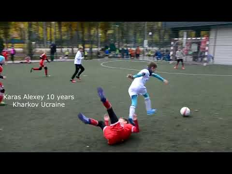 Ukrainian Messi (october 2017 part 2).