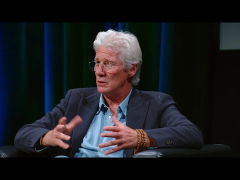 RICHARD GERE on the production of TIME OUT OF MIND | Mavericks | Festival 2014