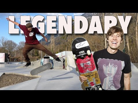 Legendary Trick Of Rodney Mullen | Impossible Tricks Of Rodney Mullen #12
