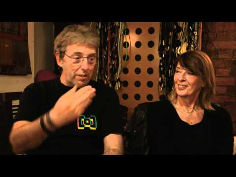 System 7 Glade 2012 Interview feat. Steve Hillage&Miquette Giraudy