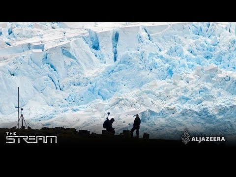 The Stream - Antarctica's science seekers