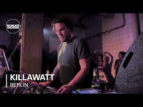 Killawatt Boiler Room Berlin Live Set