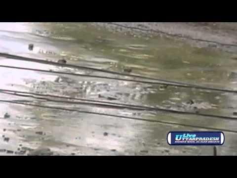 Rain in Kanpur- Live Uttarpradesh