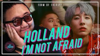 """Producer Reacts to Holland """"I"""