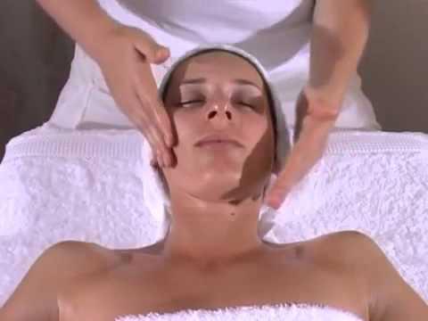 Как делать #массаж лица, шеи и зоны декольте
