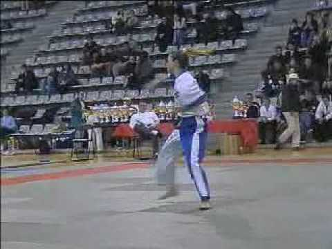 Chloe Bruce 全仏オープン 2001