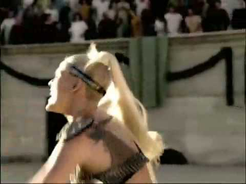 Pepsi Commercial - We Will Rock You (Britney Spears Pink Beyonce...