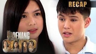 Kristoff confesses his love for Cassie | Kadenang Ginto Recap